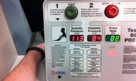 Pak je hoge bloeddruk aan