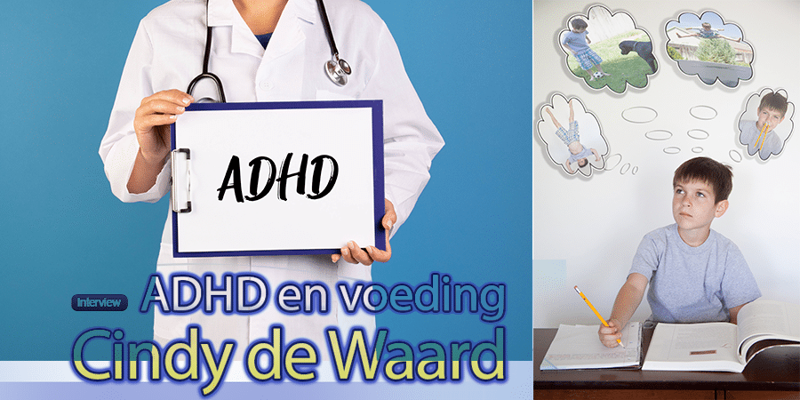 Link ADHD – voeding