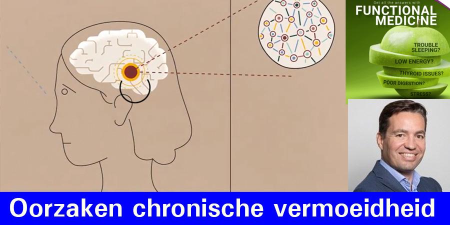 Oorzaken van chronische vermoeidheid