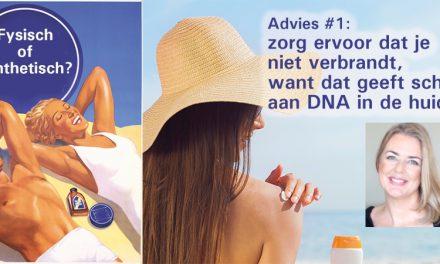 Kies de beste crème tegen zonnebrand