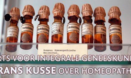 Homeopathie kan genezende prikkel geven