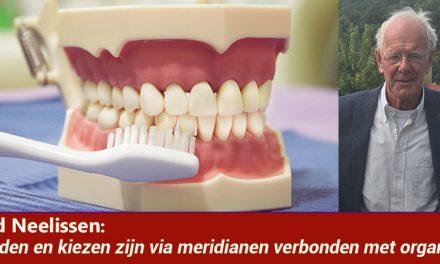 Tanden en kiezen gerelateerd aan organen