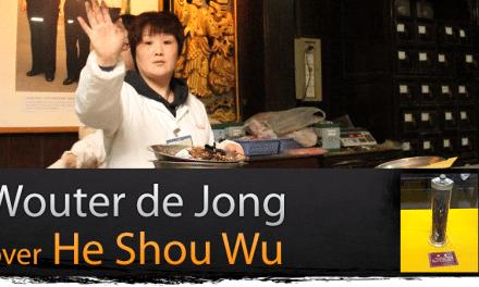 He Shou Wu voor Yin-energie