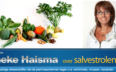 Salvestrolen in biologische groenten