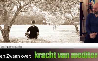 Juglen over anti-stress-effect van meditatie