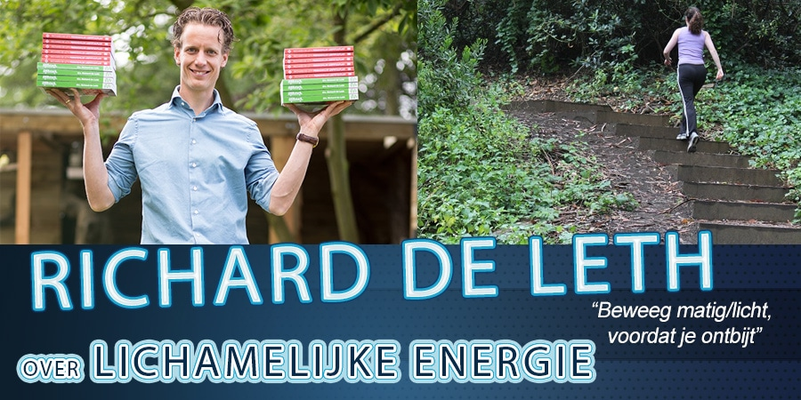 Boost je energie