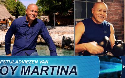 De dag van Roy Martina