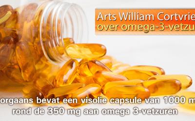 Omega-3-vetzuren tegen kanker