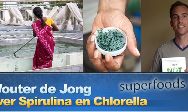 Optimale dosis van Spirulina en Chlorella