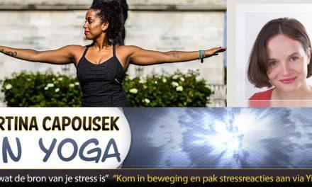 Stress te lijf met Yin yoga