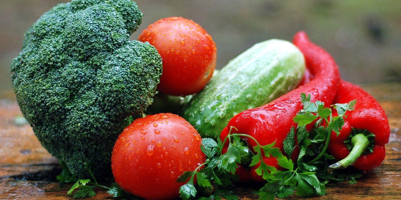 Allergie? Eet meer groenten