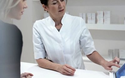 Effectieve stoffen in crèmes en serums