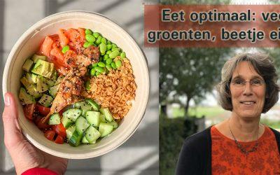 Optimale, verteerbare voeding