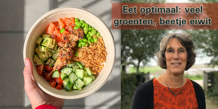 Optimale, verteerbare voeding