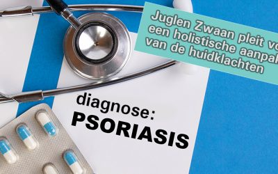 Holistische aanpak van psoriasis