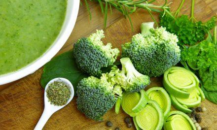 Via soep veel groenten scoren