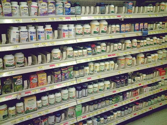 Supplementen zijn geen snoepjes