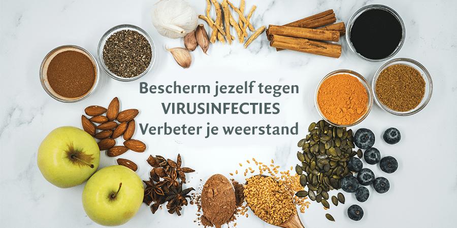 Virussen tegengaan met supplementen