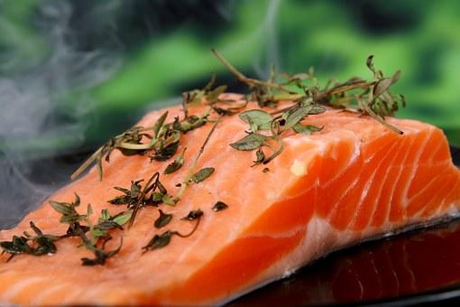 Vette vis is hoe dan ook gunstig